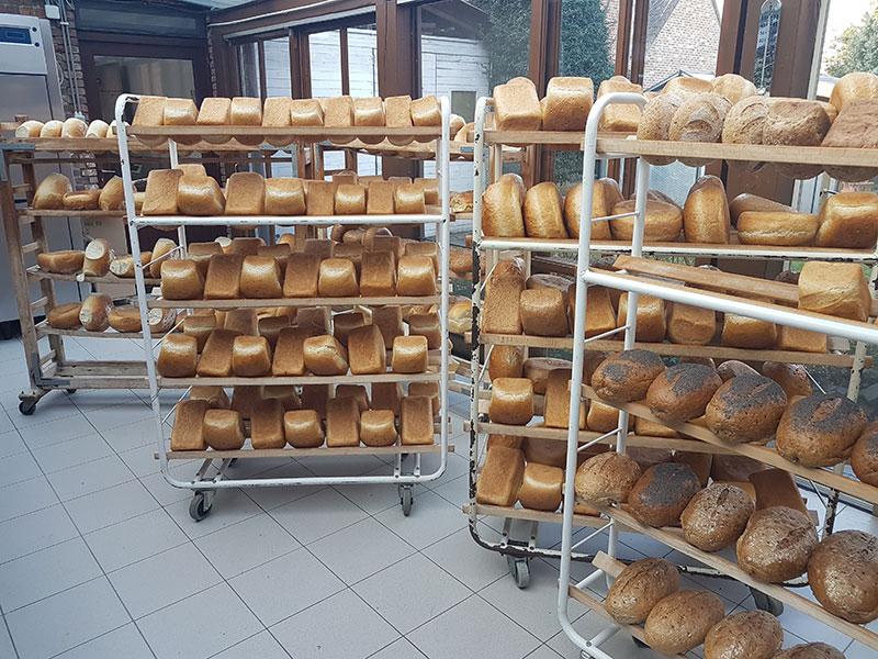 City Visit magazine op bezoek in de bakkerij